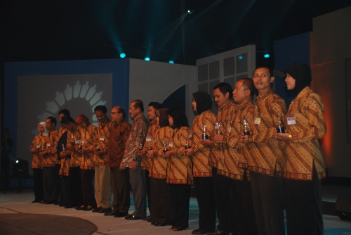 Juara I LKGDP 2008
