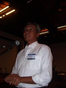 Pak Kusmayanto Kadiman