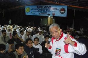 Ceramah Kepemimpinan dari pak Arif