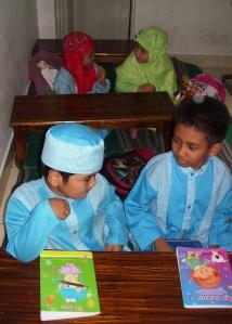 Belajar ilmu Allah di TPA Nurul Qur'an