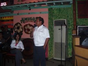 Orasi Santai Prabowo Subianto