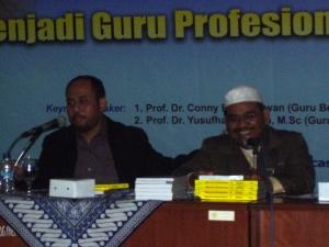Dedi & Wijaya Penulis Buku PTK
