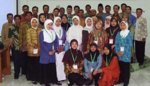 Foto Bersama dengan para peserta PTK