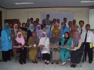 Foto Bersama Peserta Diklat PKN