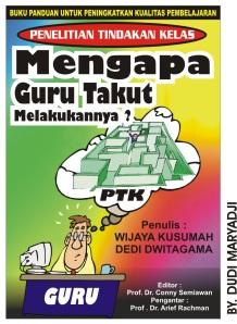 Cover Buku PTK