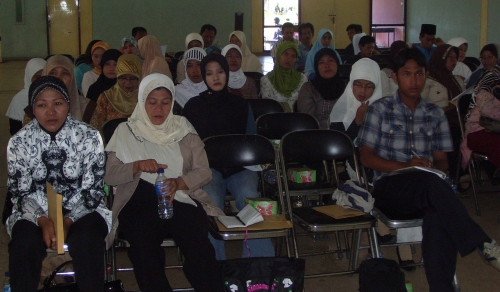 peserta-workshop KTI-cilegon