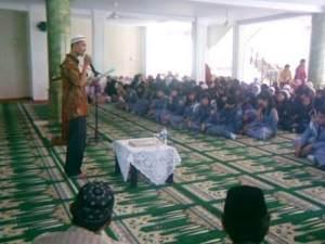 Suasana Halal Bi Halal Labschool