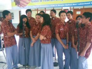 Paduan Suara SMA Labschool Kebayoran