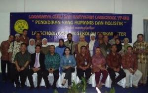 Lokakarya Guru di Labschool Jakarta