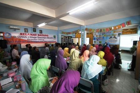 Workshop PTK di SDIT Fitrah Hanniah Cibitung Bekasi