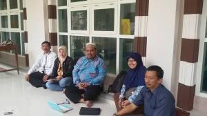 omjay di masjid raya metro Lampung