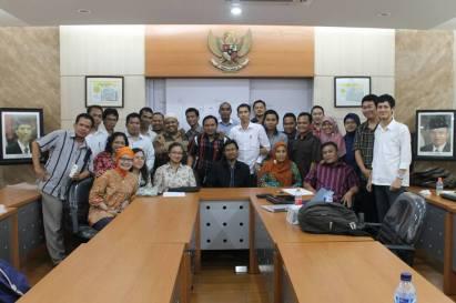 kawan-kawan kuliah S3 TP-UNJ