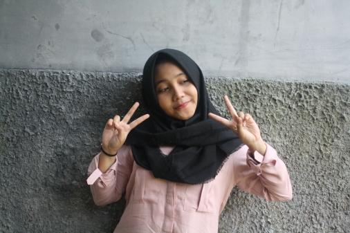 Wanita Cantik Labschool Jakarta